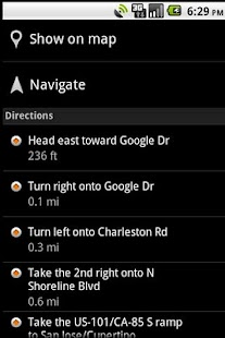 US Hospital Finder Android App- screenshot thumbnail