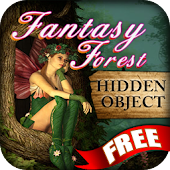 Fantasy Forest Hidden Objects