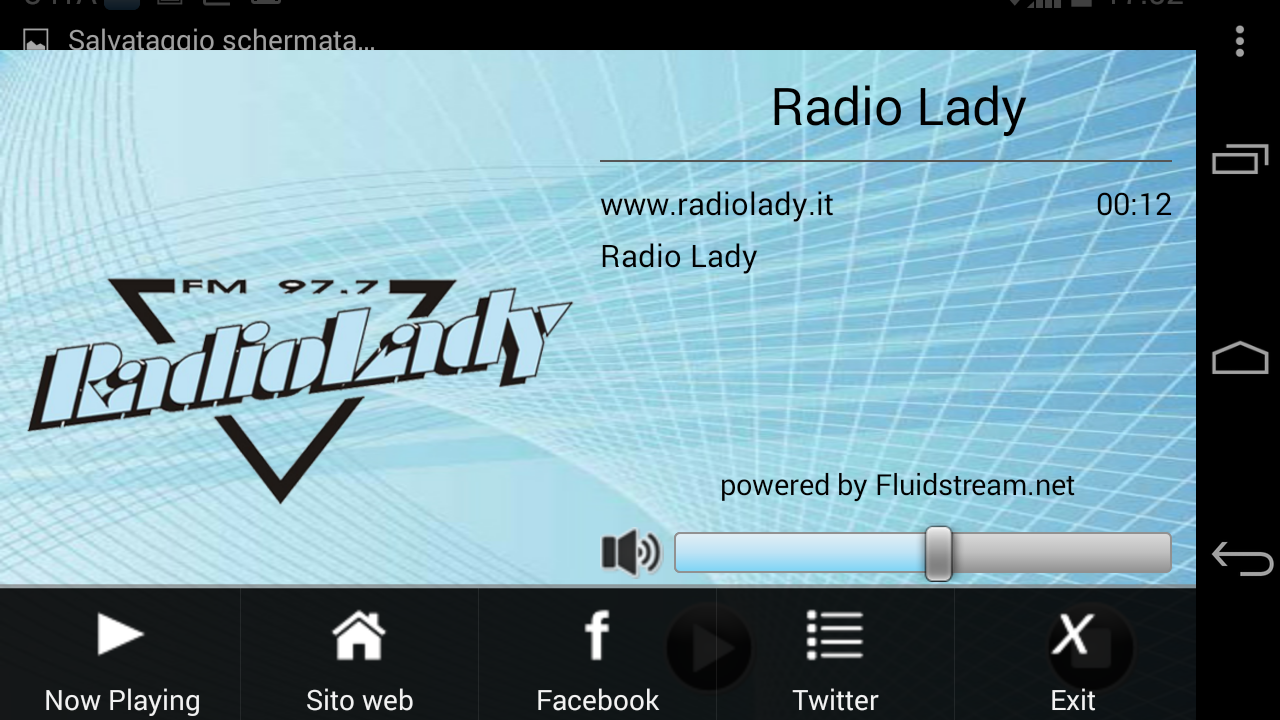 Radio Lady- screenshot