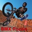 BMX puzzle (FREE) icon