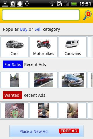 Dealtime Mobile - screenshot