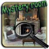 Mystery room. Hidden objects