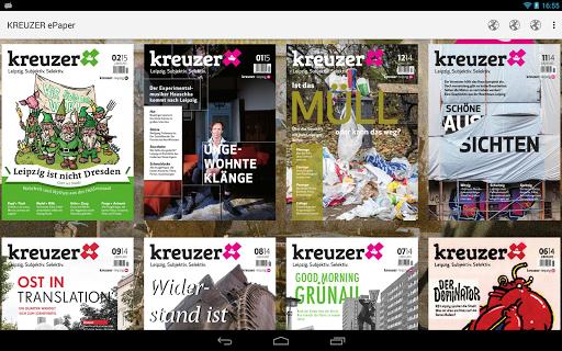 KREUZER ePaper Leipzig Magazin