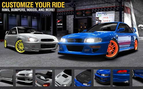 Racing Rivals Screenshot 21