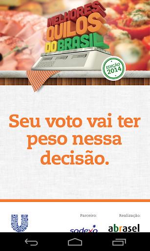 Melhores Quilos do Brasil