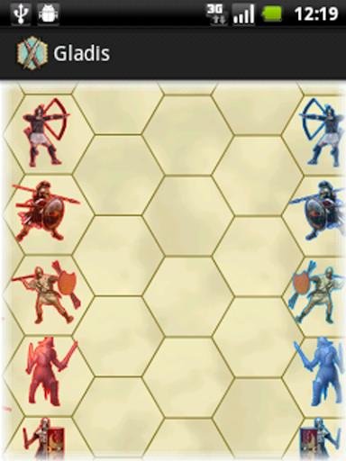 Gladis - gladiators combat