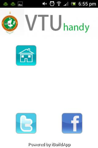 VTU handy - screenshot