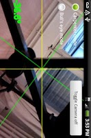 Screenshot of Camera Spirit Level