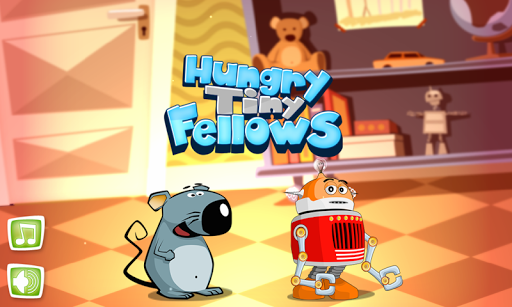Hungry Tiny Fellows - for Kids