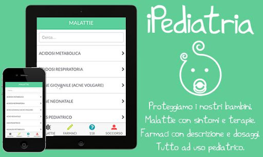Pediatra - Prontuario Farmaci