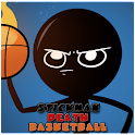 Stickman DEATH Basketball HD icon
