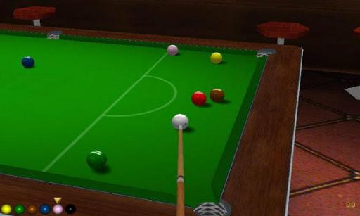 【免費體育競技App】Snooker Play-APP點子