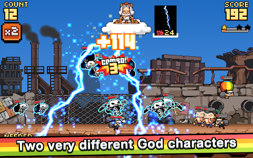 God Strike 2- screenshot thumbnail