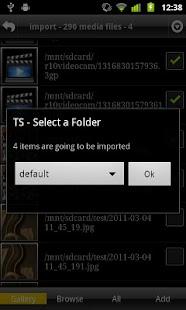 TS 2 Hide Encrypt Photo Video