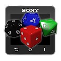 Gaming Dice for SmartWatch 2 icon
