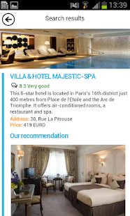 Blackpool Hotels Cheap & Deals - screenshot thumbnail