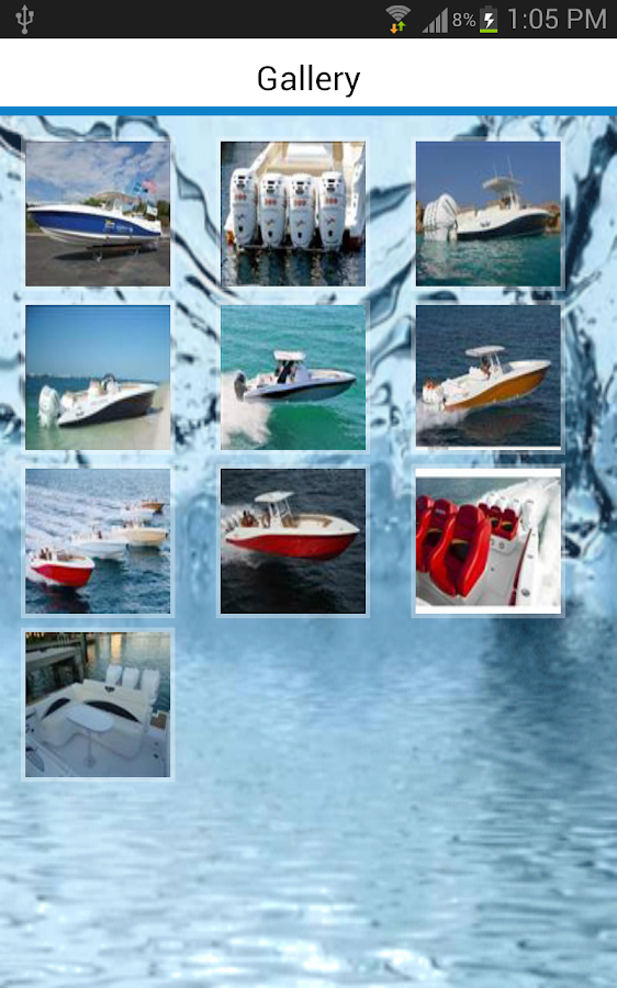 Deep Impact Boats - screenshot