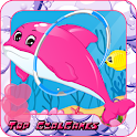 Dolphin Jeu Caring For Kids icon