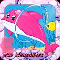 Dolphin juego El cuidado icon