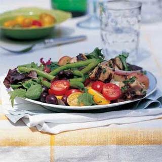 Grilled Tuna Niçoise