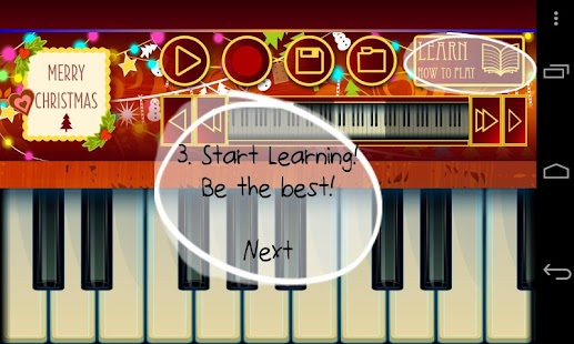 Best Piano Lessons Christmas - screenshot thumbnail