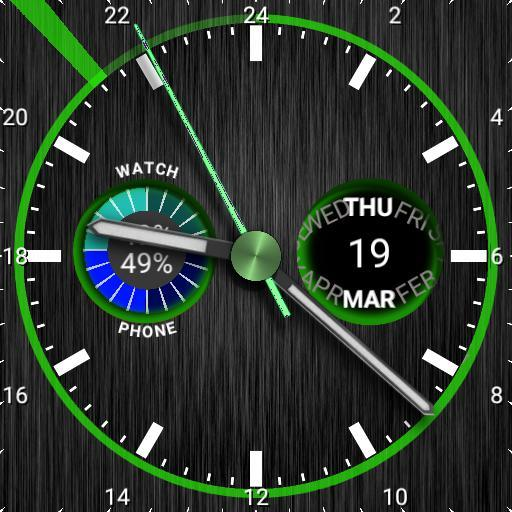 AfterglowGreen for Watchmaker