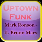 Uptown Funk Lyrics free