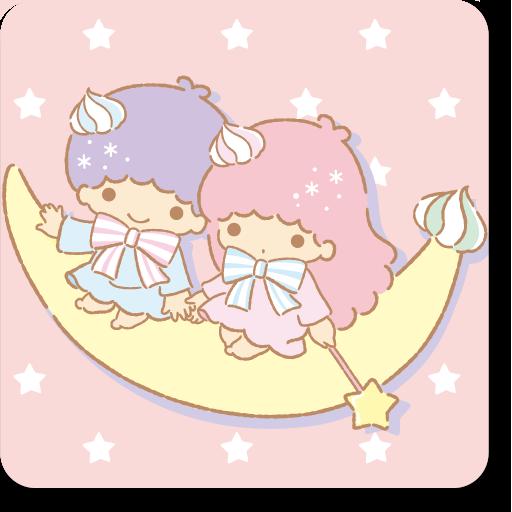 个人化のキキ&ララきせかえホーム(TS34) LOGO-記事Game