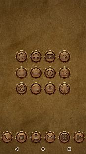 Steampunk - Icon Pack - screenshot thumbnail