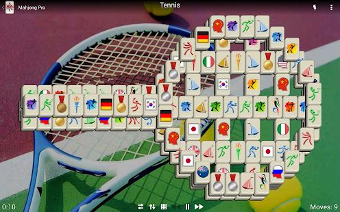 Mahjong Pro - screenshot thumbnail