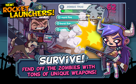ZOMBIES ATE MY FRIENDS 2.1.1 screenshot 17002