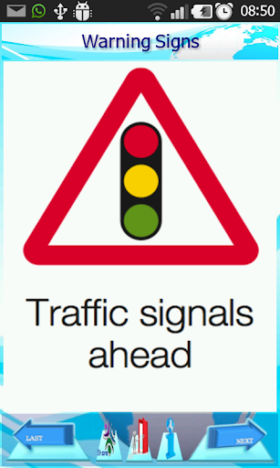 Driving Rules Traffic Signs
