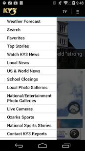 KY3 News- screenshot thumbnail