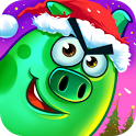 Angry Piggy Seasons icon