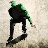 Skateboarding Live Wallpaper