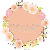 Spring Floral Go Launcher