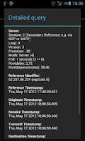 Screenshot of NTPSync - Time Synchronization