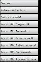 Screenshot of BANCURI (3000)  - volumul 13