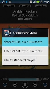 Bluetooth Music Player Free- screenshot thumbnail