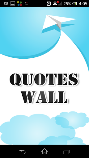 Quotes Wall