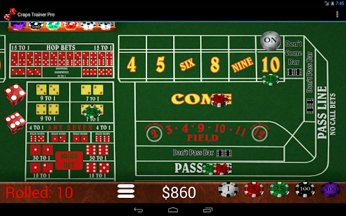 Best ios craps game