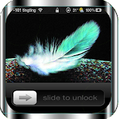 Galaxy S4 Plume Lock Screen