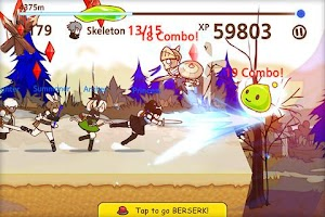 Screenshot of FANTASYxRUNNERS