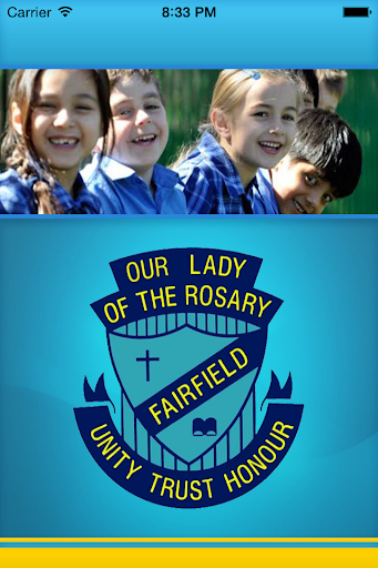 Our Lady of Rosary Fairfield