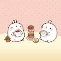 Molang Teatime Atom Theme icon