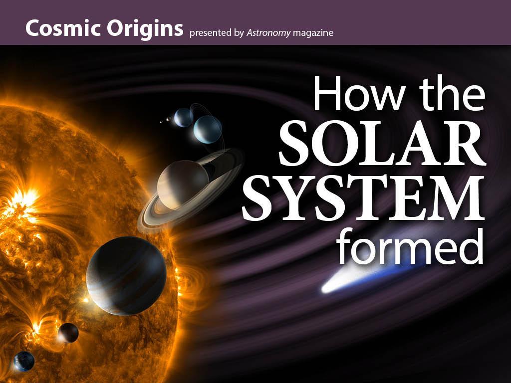 Cosmic Origins- screenshot