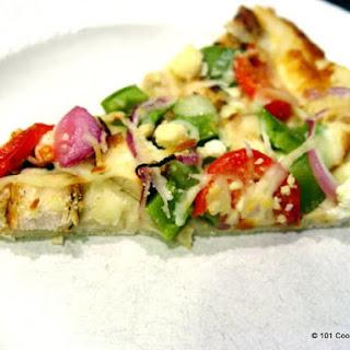 4 Cheese White Pizza Recipe