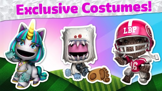 Run Sackboy! Run! (Free Shopping)