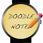 Doodle Note (Android Wear)