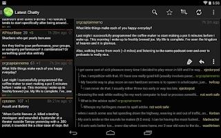 Screenshot of Shack Browse